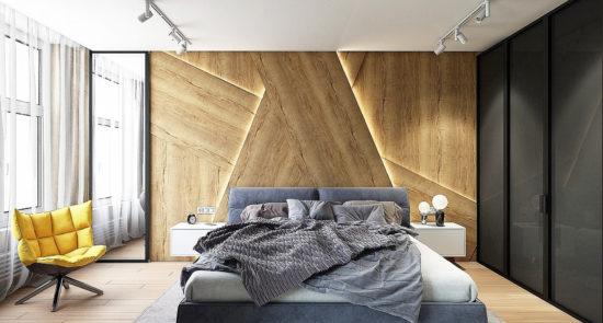 Ліжко LIMURA в інтер'єрі фото 14-1
