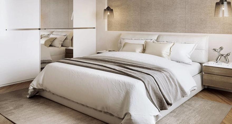 Ліжко LIMURA в інтер'єрі фото 9