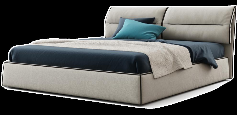 Ліжко LIMURA детали