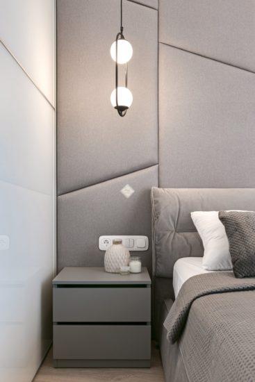 Ліжко LIMURA в інтер'єрі фото 11