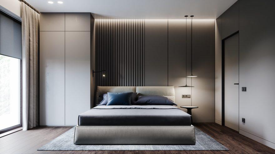 Ліжко LIMURA в інтер'єрі фото 5