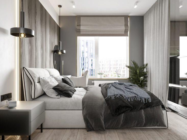 Ліжко LIMURA в інтер'єрі фото 1