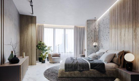 Ліжко LIMURA в інтер'єрі фото 6-2