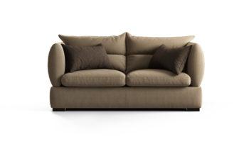 Двухместный диван Parma фото