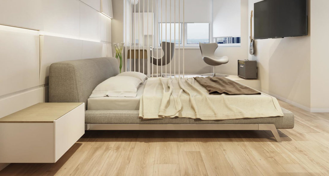 Eterna bed in the interior фото 6-2