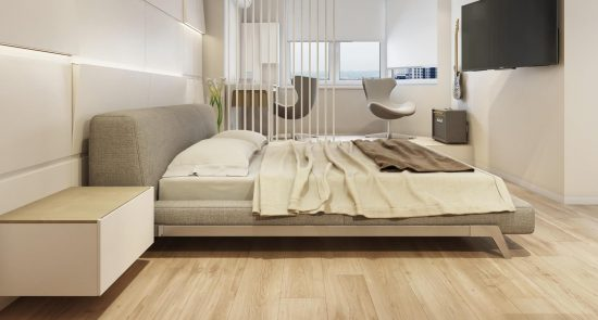 Eterna bed in the interior фото 8-2