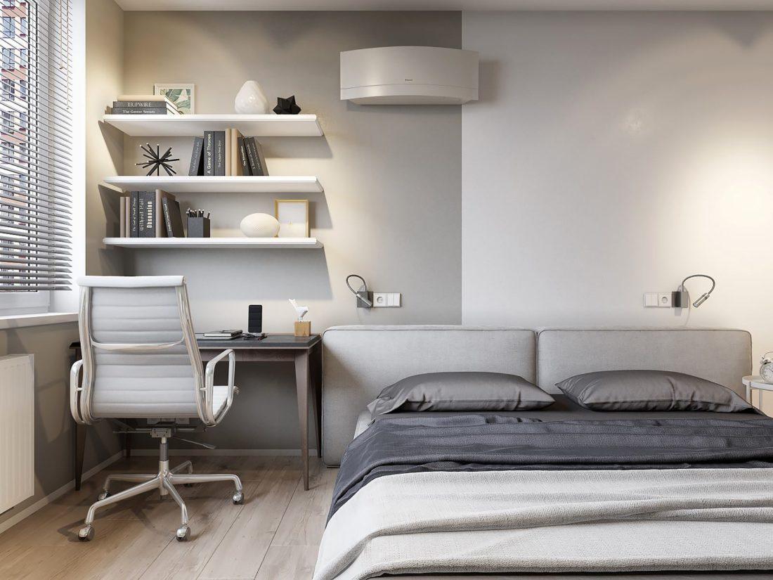 Ліжко VOGUE в інтер'єрі фото 5-1