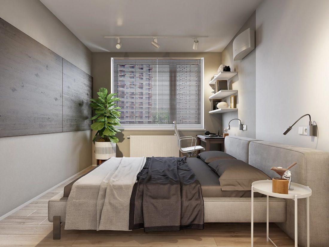 Ліжко VOGUE в інтер'єрі фото 5-2