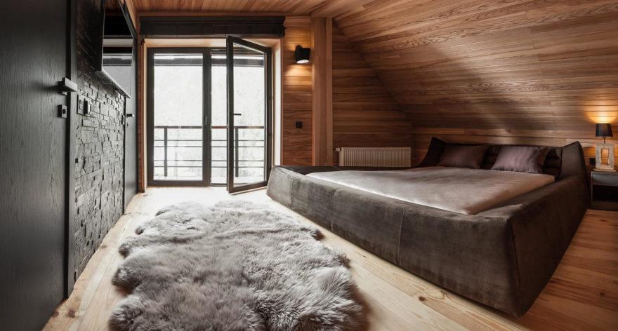 Ліжко DIONIGI в інтер'єрі фото 1