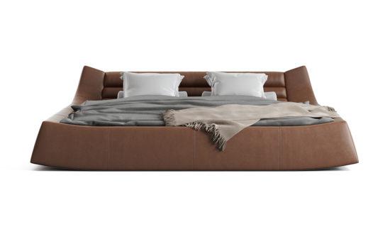 Ліжко під матрац 2000 x 2000 DIONIGI фото
