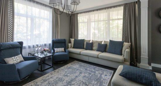 Tati armchair in the interior фото 10-2