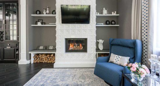 Tati armchair in the interior фото 10-1