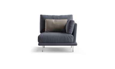 Corner module armchair фото