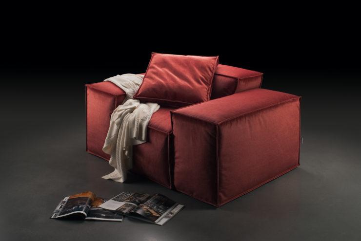 Melia armchair фото 2