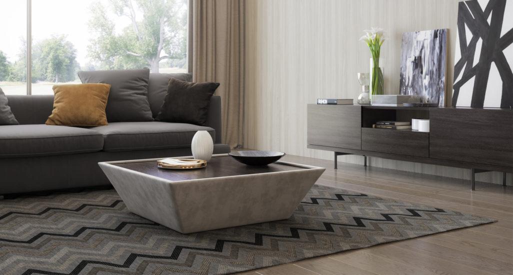 Soho table in the interior фото 1