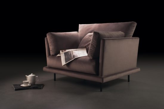 Alfinosa armchair фото 2