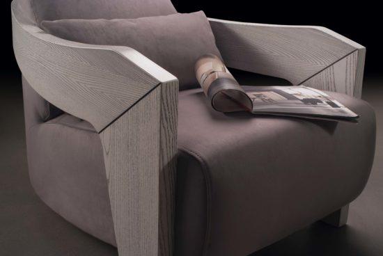 Moko armchair фото 2