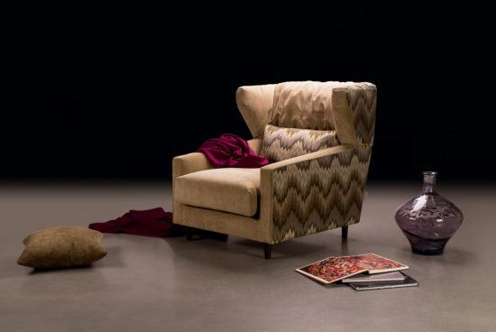 Milton armchair фото 4
