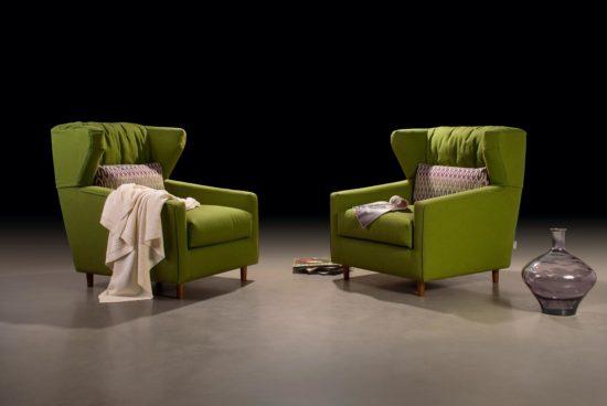 Milton armchair фото 3