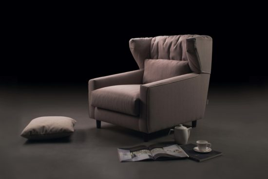 Milton armchair фото 1