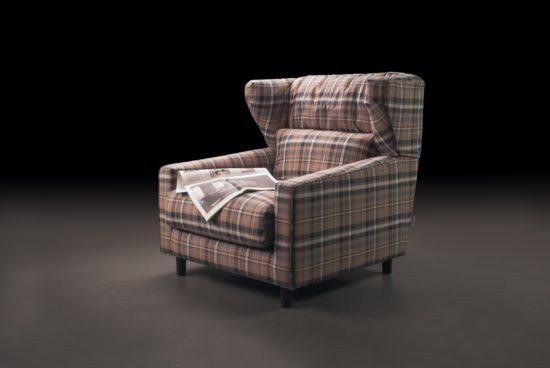 Кресло Milton фото 2