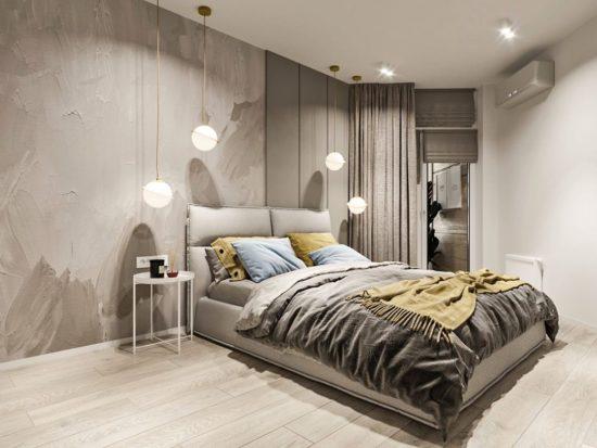 Кровать LANA в интерьере фото 9-2