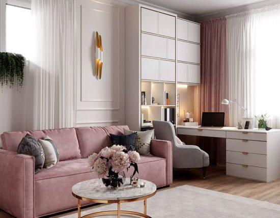 Esse sofa in the interior фото 7-1