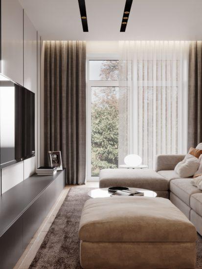 Soho sofa in the interior фото 3-2