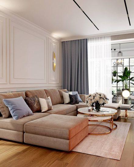 Soho sofa in the interior фото 4-1