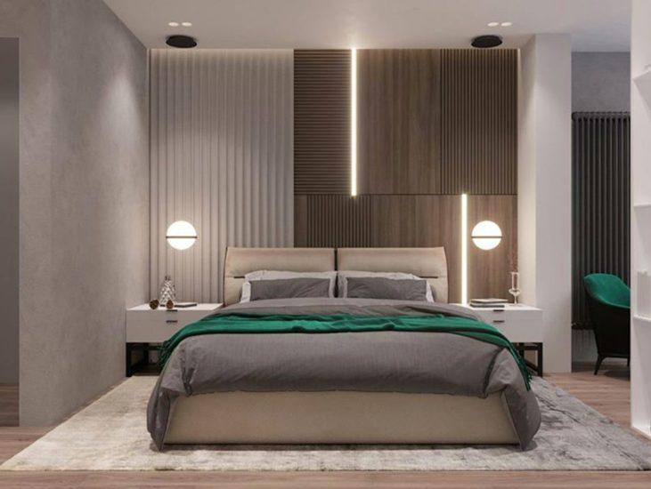 Ліжко LIMURA в інтер'єрі фото 3