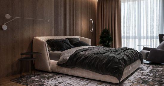 Ліжко TOO NIGHT в інтер'єрі фото 4-1