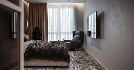 Ліжко TOO NIGHT в інтер'єрі фото 4-2
