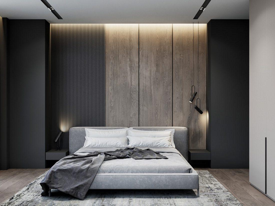 Кровать Vogue в интерьере фото 3-1