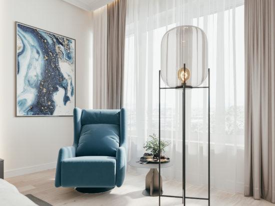 Кресло Tati в интерьере фото 5-2