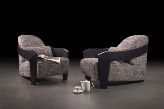 Moko armchair фото 6