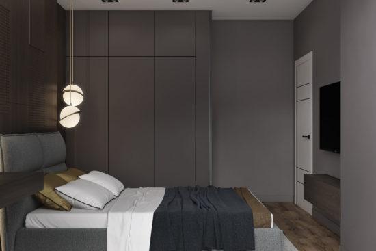 Кровать LANA в интерьере фото 7-2