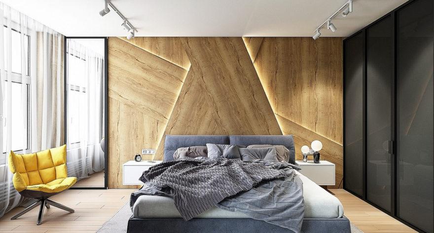 Кровать Limura в интерьере фото 2