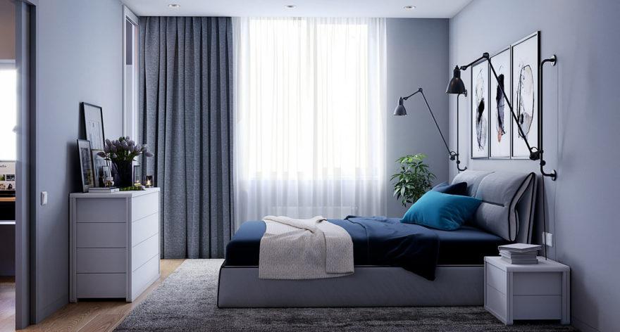 Кровать Limura в интерьере фото 7