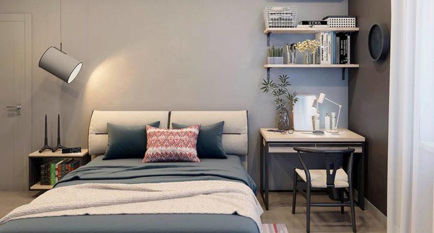 Кровать Limura в интерьере фото 10