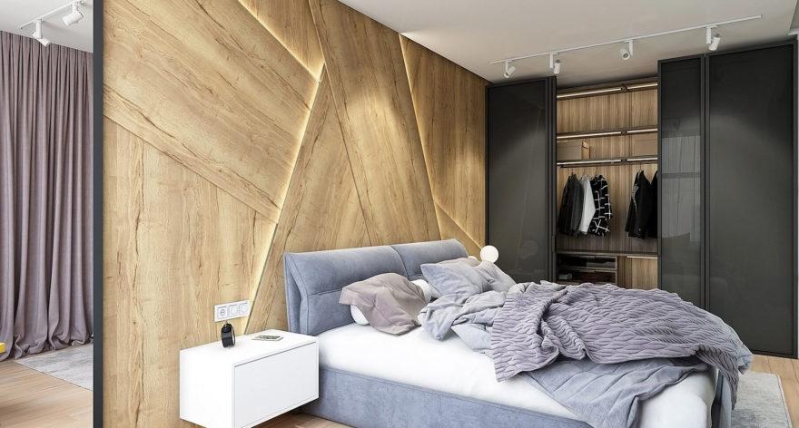Кровать Limura в интерьере фото 20