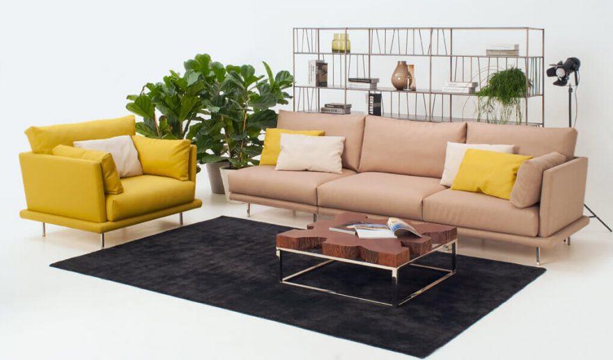 Alfinosa armchair фото в интерьере
