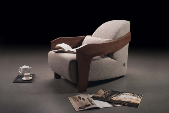 Moko armchair фото 1