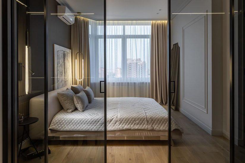 Ліжко ETERNA в інтер'єрі фото 3
