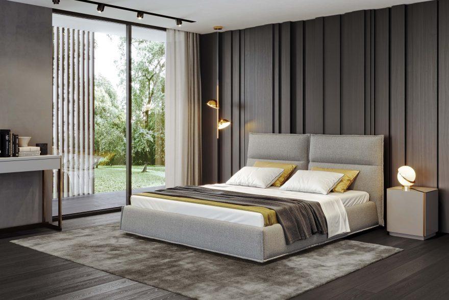 LANA bed фото в интерьере