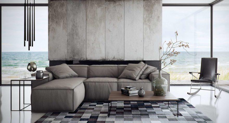 Melia sofa in the interior фото 15