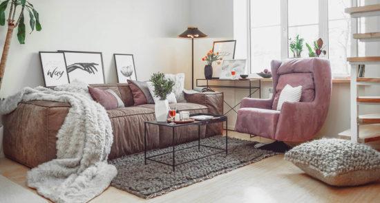 Melia sofa in the interior фото 8-2
