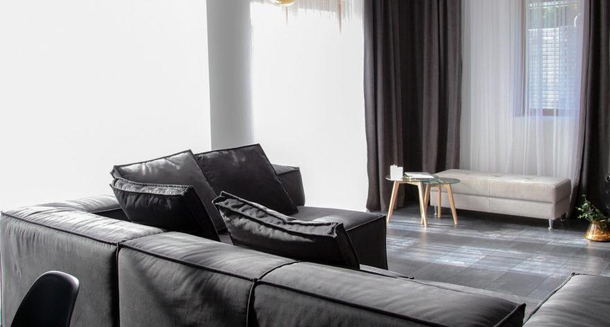 Melia sofa in the interior фото 6