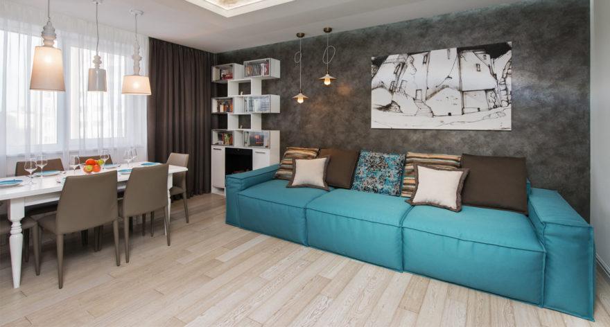 Melia sofa in the interior фото 8