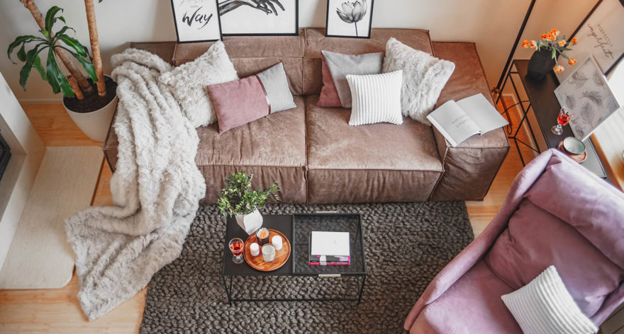 Melia sofa in the interior фото 14