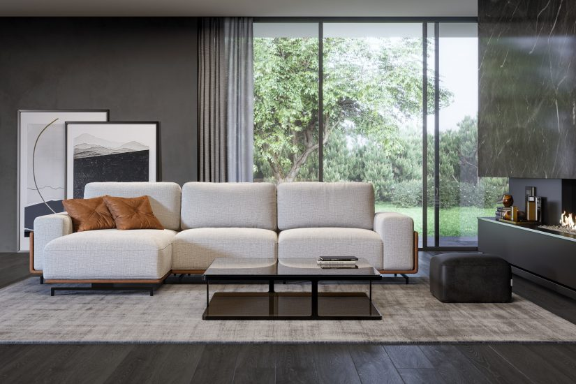BOTTERA sofa в интерьере фото 1